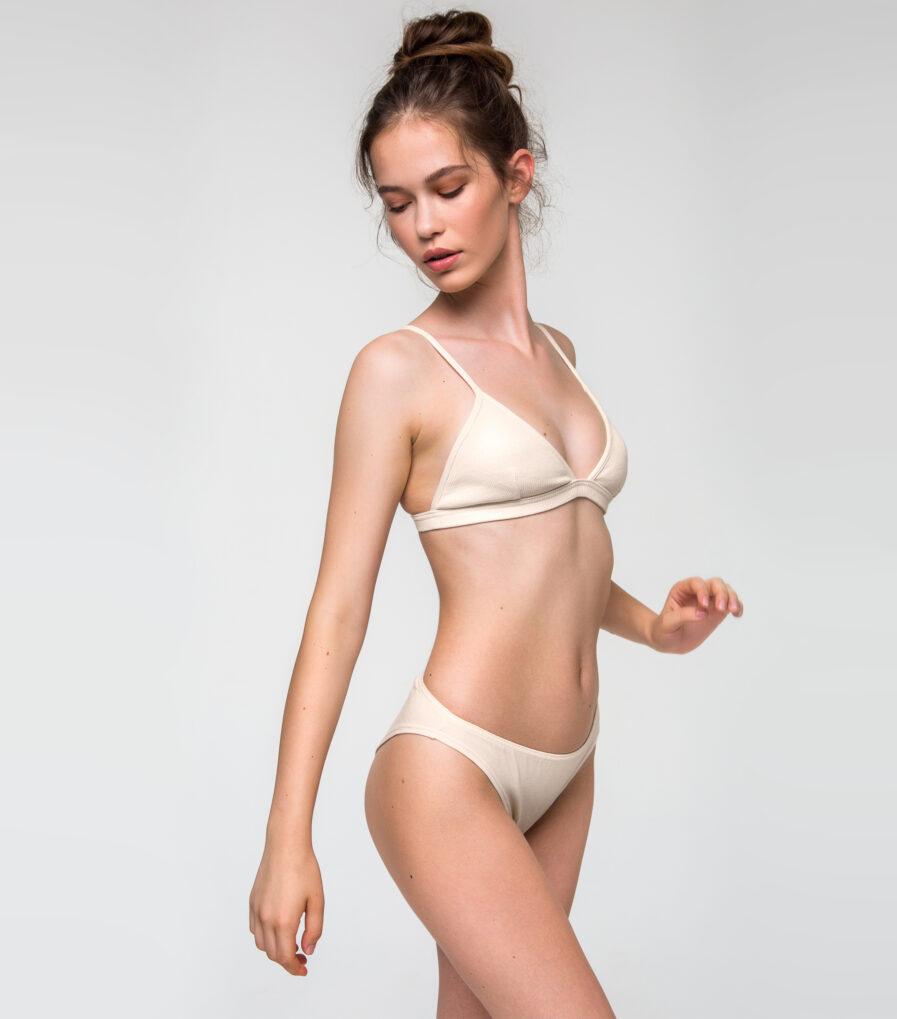 Slovenské nohavičky bikini - 100% organická bavlna