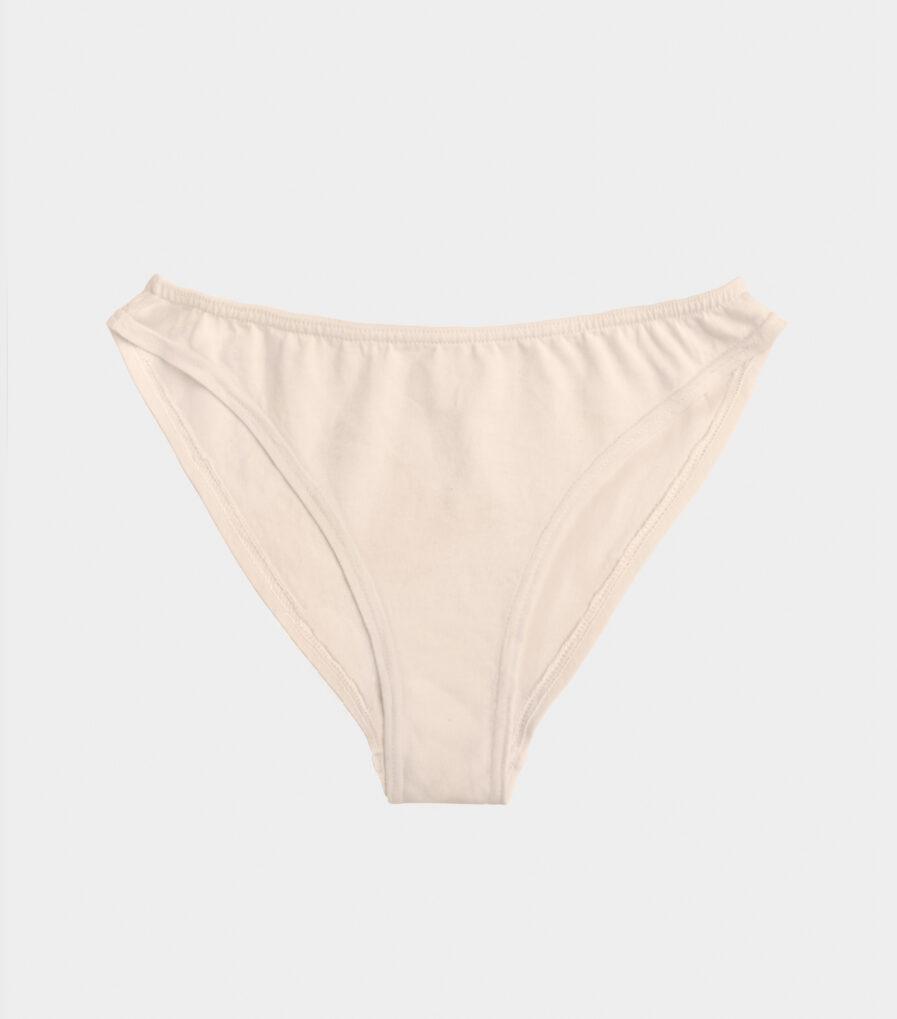 Bavlnené nohavičky bikini - 100% organická bavlna