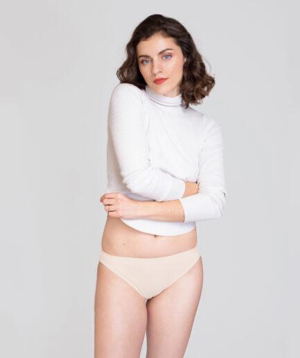 Slovenské bavlnené nohavičky classic pre citlivú pokožku