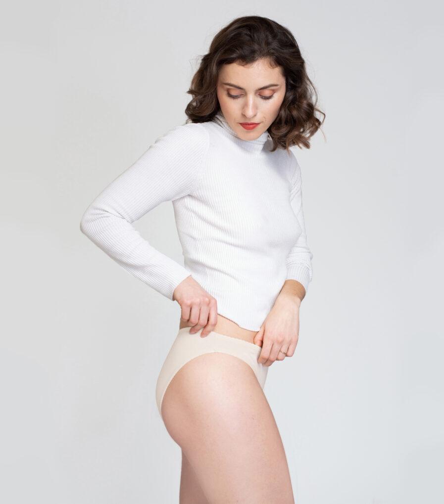 Nohavičky classic pre citlivú pokožku