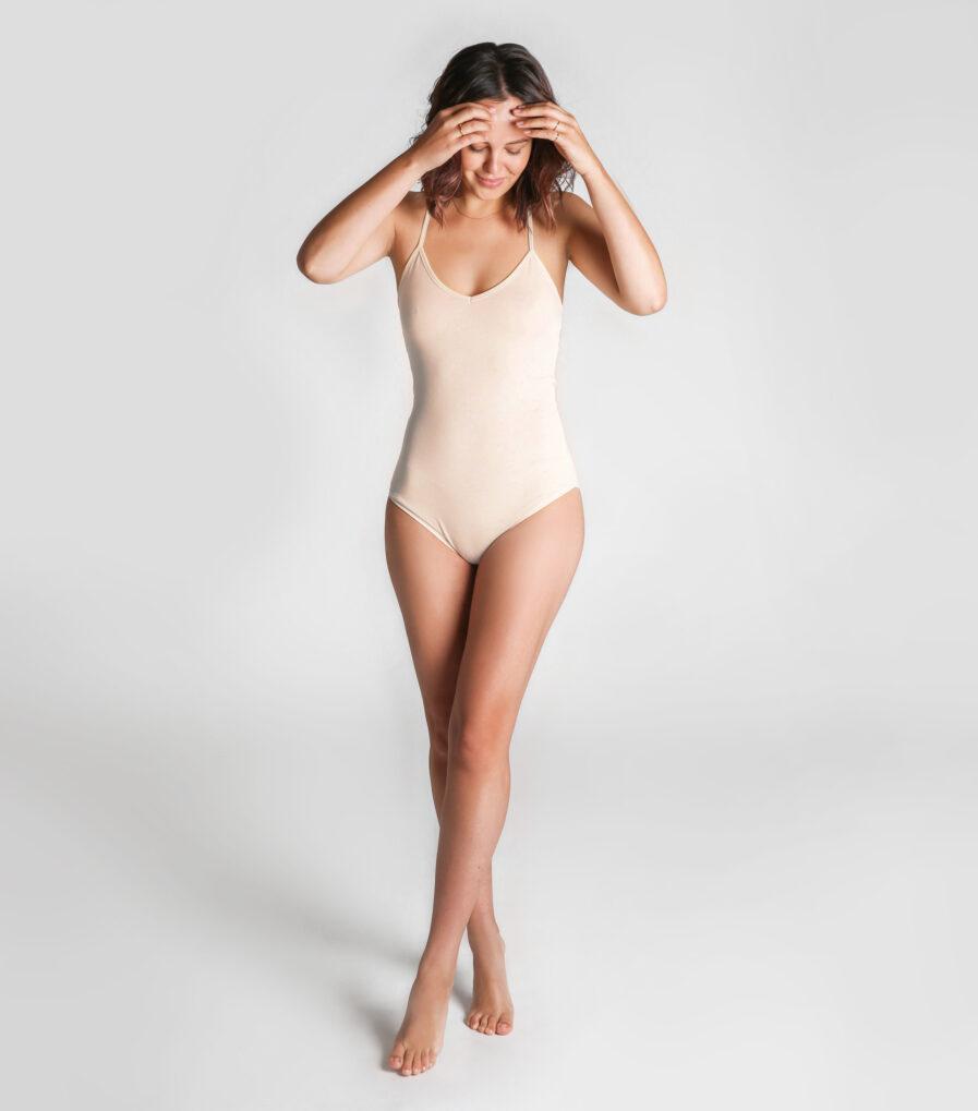 Body Venna zo 100% organickej bavlny - udržateľná spodná bielizeň