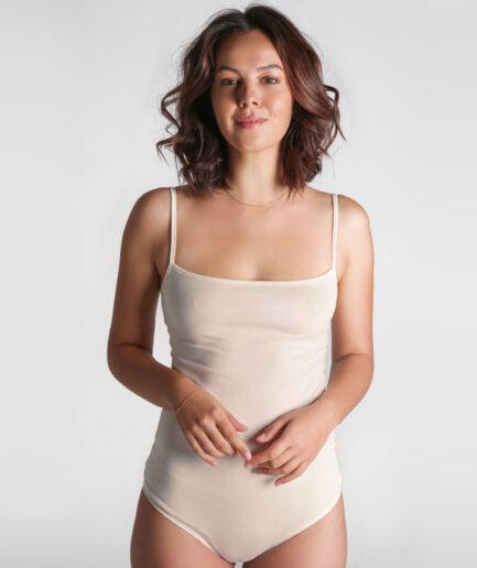 Bavlnené body Vera - sustainable fashion