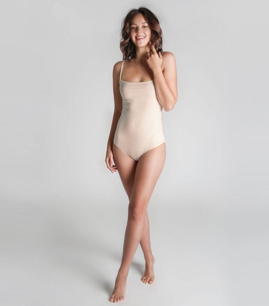 Bavlnené body Vera - sustainable underwear