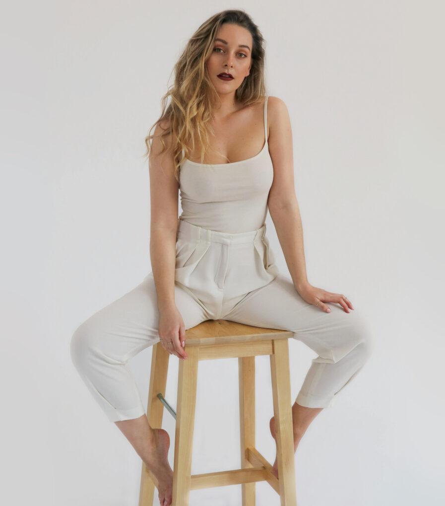 Body Vera zo 100% organickej bavlny pre citlivú pokožku